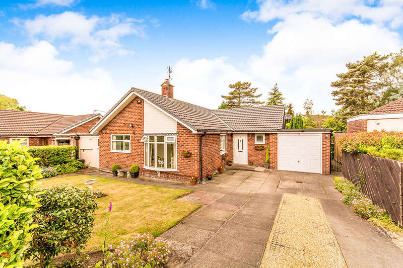 2 Bedrooms Detached Bungalow for sale in Woodlands Road, Handforth, Wilmslow, SK9