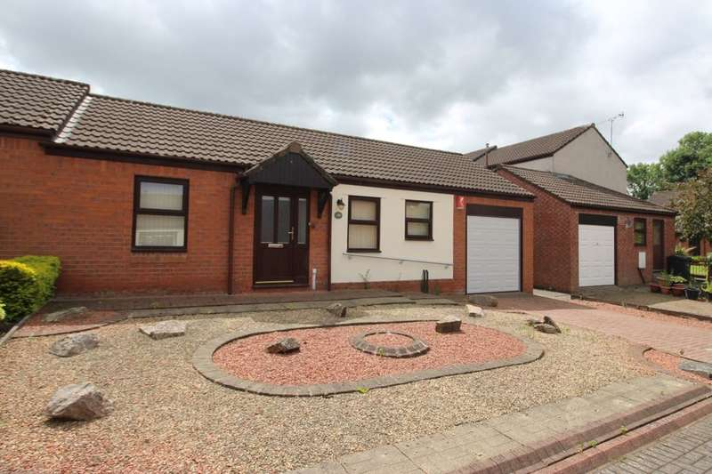 2 Bedrooms Bungalow for sale in Coledale Meadows, Carlisle, CA2