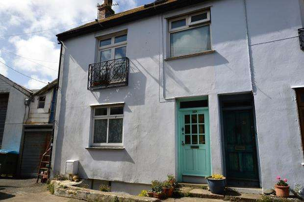4 Bedrooms End Of Terrace House for sale in The Strand, Newlyn, Penzance, Cornwall