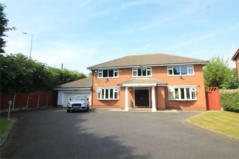 4 Bedrooms Detached House for sale in Moss Side, FORMBY, Liverpool, Merseyside