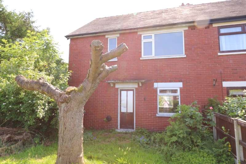 3 Bedrooms Semi Detached House for sale in Chapel Green, Denton, Manchester, M34