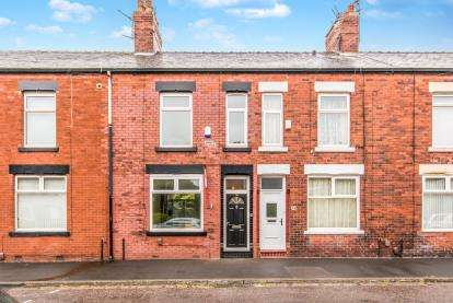 3 Bedrooms Terraced House for sale in Buckley Street, Reddish, Stockport, Cheshire
