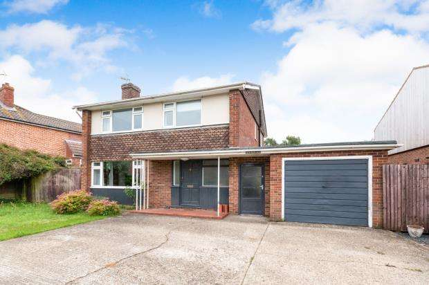 4 Bedrooms Detached House for sale in Basingstoke, Hampshire, .