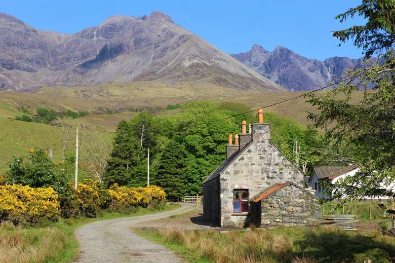 Detached House for sale in Glenbrittle Manager's House, Glenbrittle, Carbost, Isle Of Skye, IV47