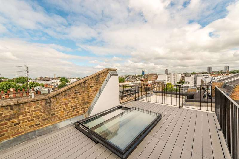 2 Bedrooms Flat for sale in Dawson Place, Notting Hill, W2