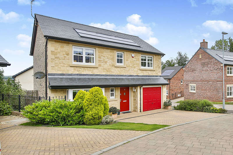 4 Bedrooms Detached House for sale in Frazer Road, Shotley Bridge, Consett, DH8