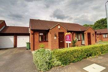 2 Bedrooms Semi Detached Bungalow for sale in Bradegate Drive, Peterborough, PE1 4SP