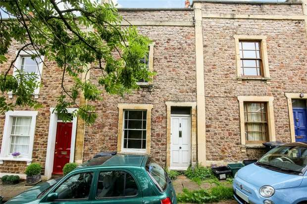 2 Bedrooms Terraced House for sale in Bellevue Cottages, Clifton, Bristol