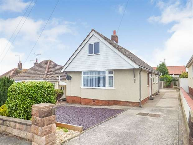 2 Bedrooms Detached Bungalow for sale in Marston Drive, Rhos on Sea, Colwyn Bay, Conwy