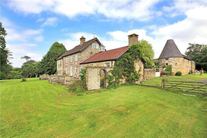 6 Bedrooms Detached House for sale in Warren Road, Crowborough, East Sussex, TN6