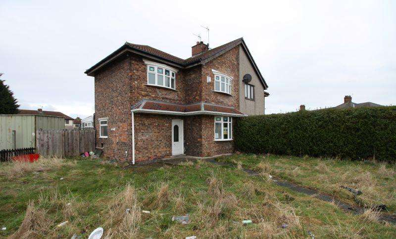 3 Bedrooms Terraced House for sale in Argyle Road, Grangetown, Middlesbrough, Cleveland, TS6 7DH