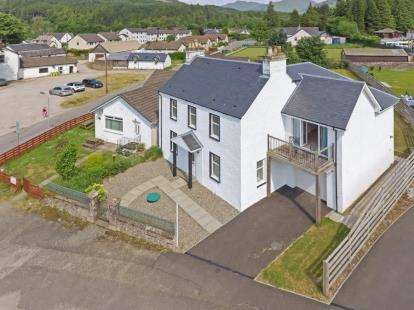 4 Bedrooms Detached House for sale in Lochgoilhead, Cairndow