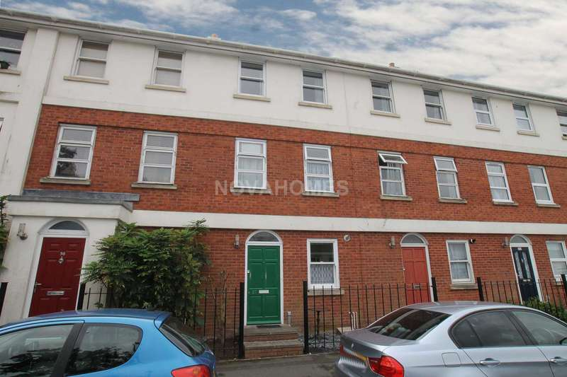 4 Bedrooms Terraced House for sale in Emma Place, Stonehouse, PL1 3QU