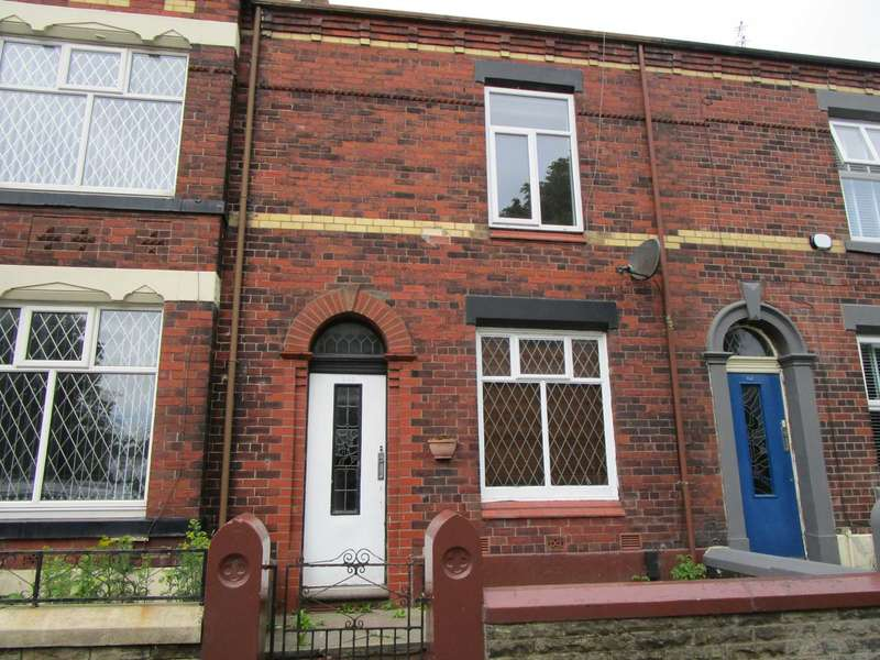 2 Bedrooms Terraced House for sale in Rochdale Road, Royton.