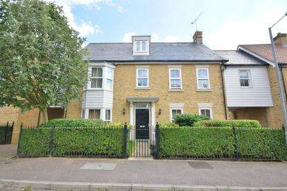 4 Bedrooms Link Detached House for sale in South Woodham Ferrers, Chelsmford, Essex