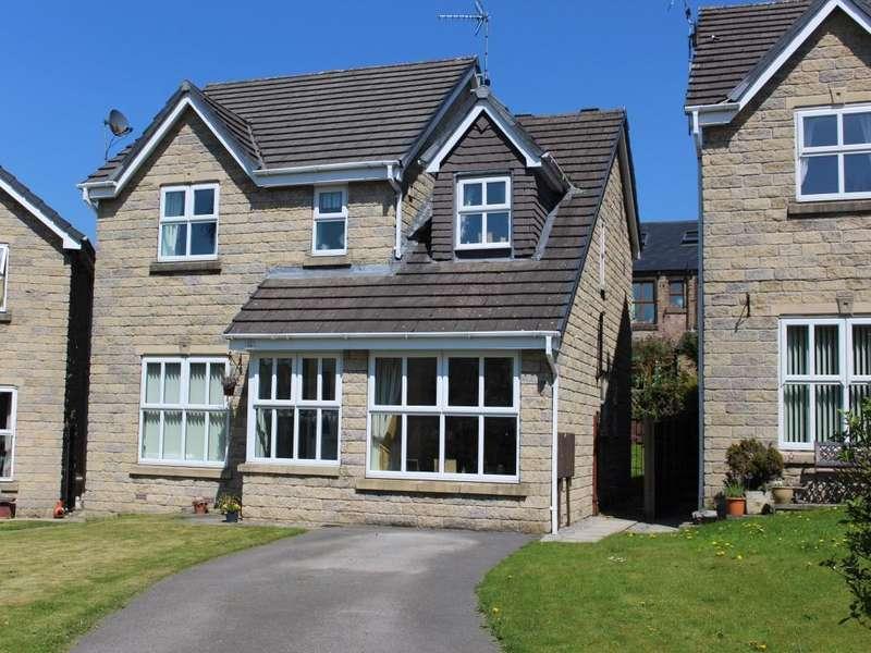 4 Bedrooms Detached House for sale in South Head Drive, Chapel-en-le-Frith, High Peak, Derbyshire, SK23 0HU