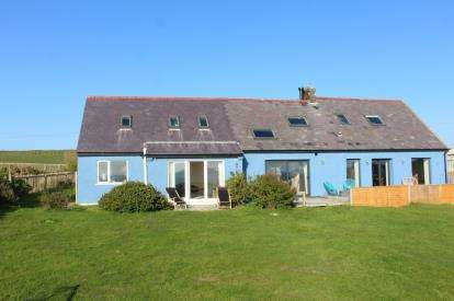 5 Bedrooms Detached House for sale in Llanfaethlu, Holyhead, Anglesey, ., LL65