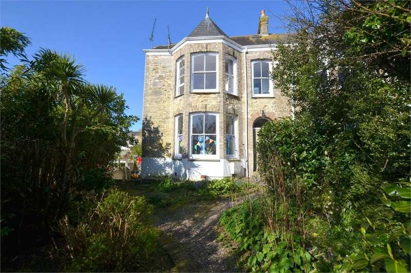 5 Bedrooms End Of Terrace House for sale in Clifton Gardens, TRURO