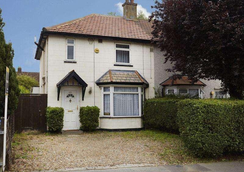 3 Bedrooms Semi Detached House for sale in Appleton Road, Eltham SE9