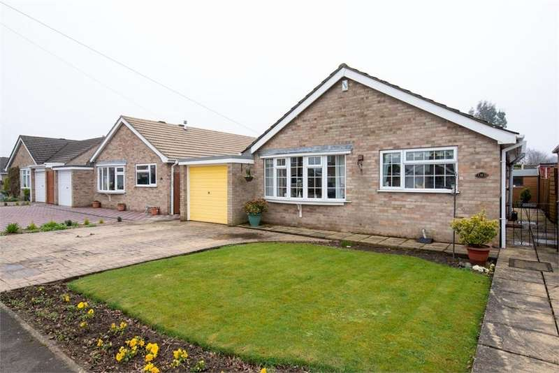 3 Bedrooms Detached Bungalow for sale in Margaret Drive, Boston, Lincolnshire