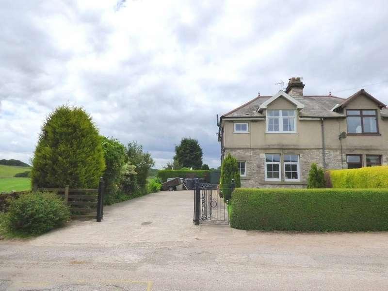 3 Bedrooms Semi Detached House for sale in Alsop Moor Cottages, Alsop-en-le-Dale