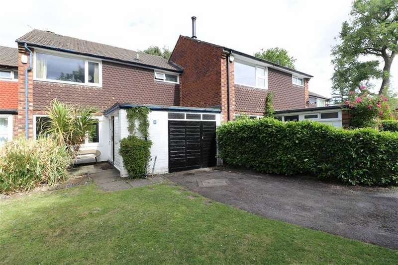 3 Bedrooms Link Detached House for sale in Hampton Road, Chorlton, Manchester, M21
