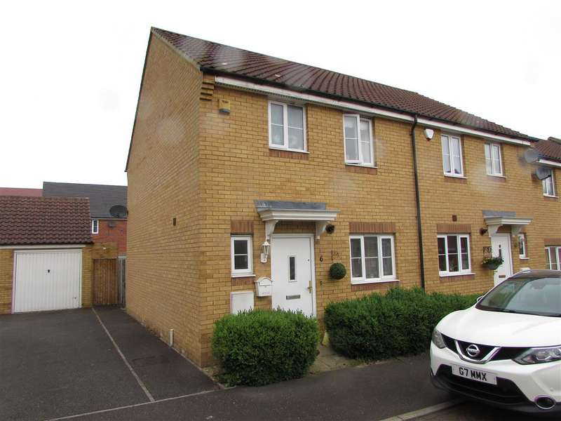 3 Bedrooms End Of Terrace House for sale in Peppercorn Way, Dunstable