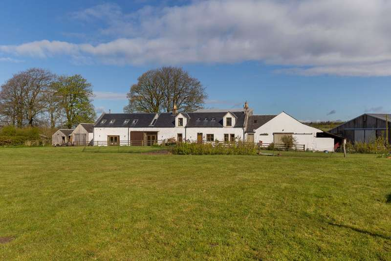 4 Bedrooms Farm Commercial for sale in Bogend Farm, By Galston, East Ayrshire, KA4