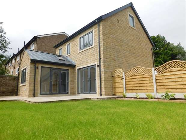 5 Bedrooms Detached House for sale in Westcliffe Road, Shipley