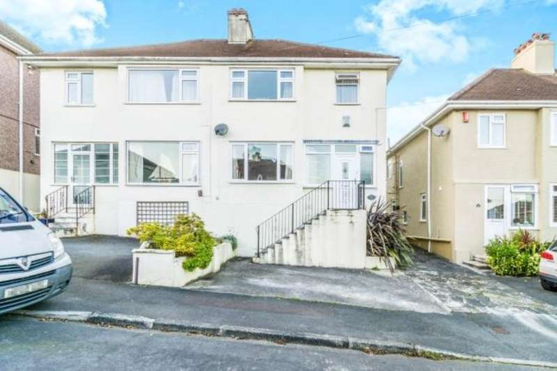 3 Bedrooms Semi Detached House for sale in Margaret Park, PLYMOUTH, PL3