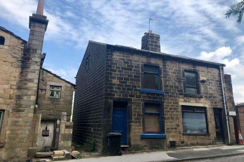 3 Bedrooms Semi Detached House for sale in Longfield Road, Todmorden, OL14