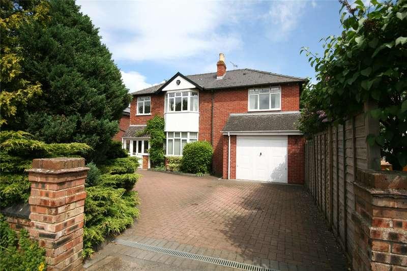 5 Bedrooms Detached House for sale in Sandy Lane Charlton Kings Cheltenham GL53