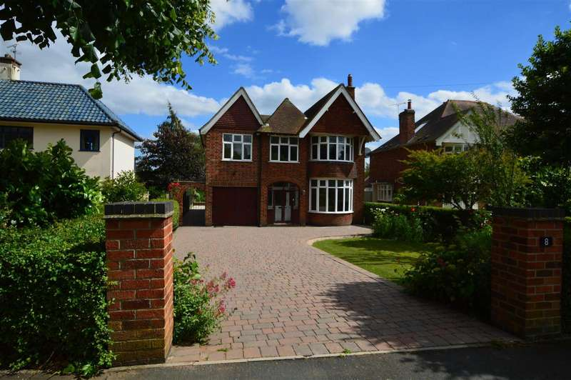 4 Bedrooms Property for sale in Holywell Drive, Loughborough