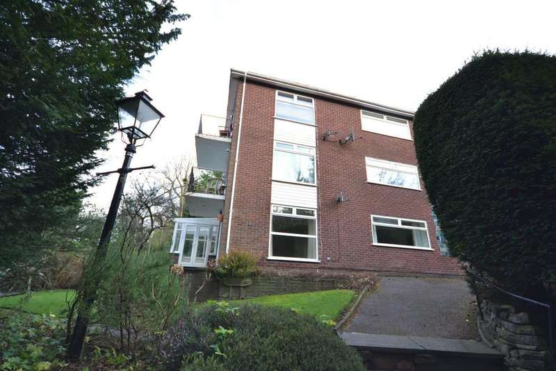 2 Bedrooms Apartment Flat for sale in The Orchard, Beechfield Road, Alderley Edge