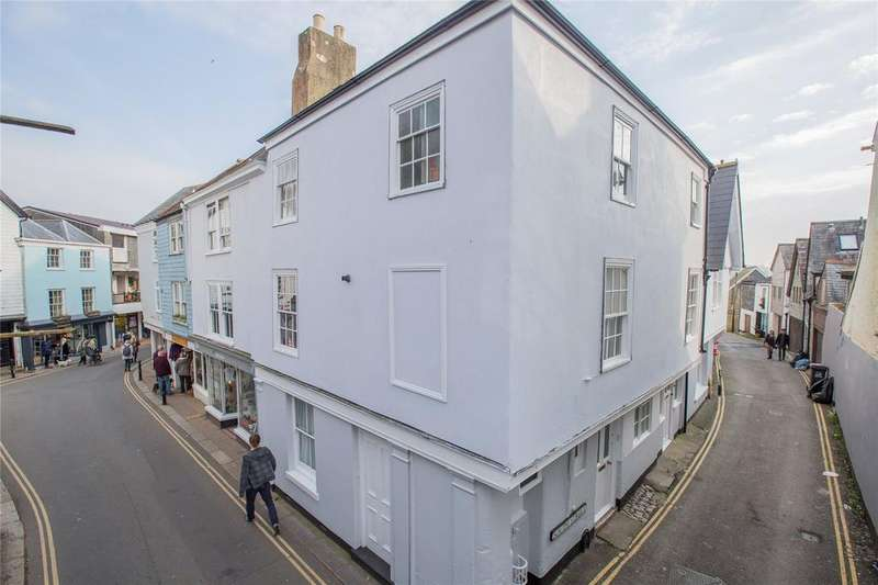 5 Bedrooms Terraced House for sale in High Street, Totnes, TQ9