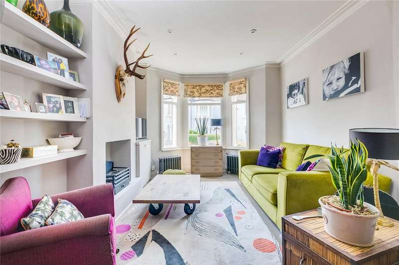 4 Bedrooms Terraced House for sale in Bucharest Road, London