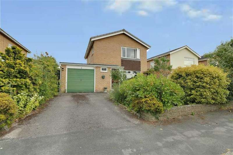 3 Bedrooms Detached House for sale in Thorley Grove, Crewe