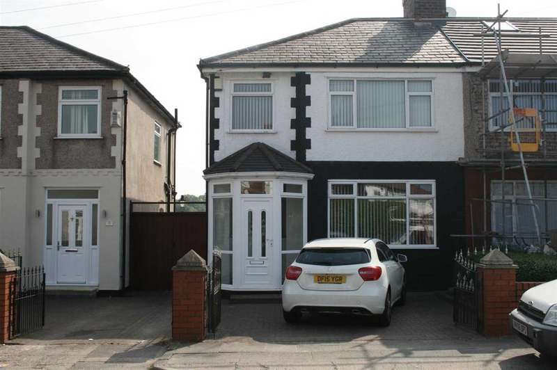 3 Bedrooms Semi Detached House for rent in Melling Road, Aintree, Liverpool