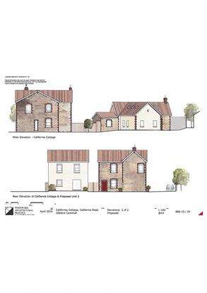 4 Bedrooms Detached House for sale in California Cottage, O/Common, BS30 9PR
