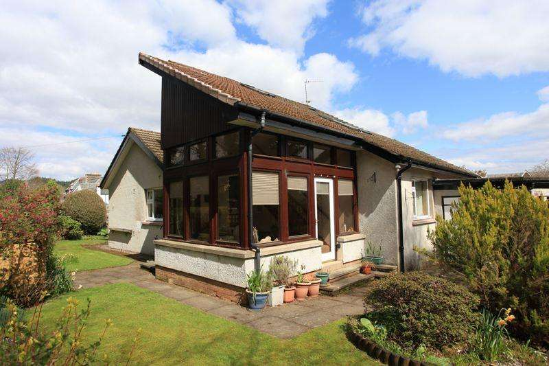 3 Bedrooms Detached Villa House for sale in Schiehallion, Dalginross, Comrie, PH6 2ED