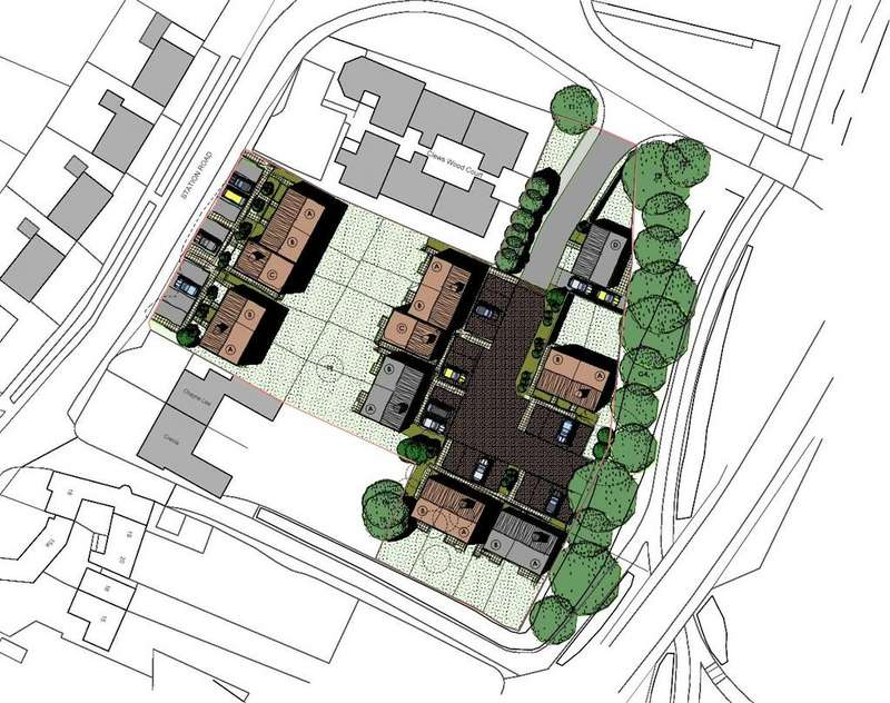 Plot Commercial for sale in Building Plot At Alver, Station Road, Madeley, Telford, TF7