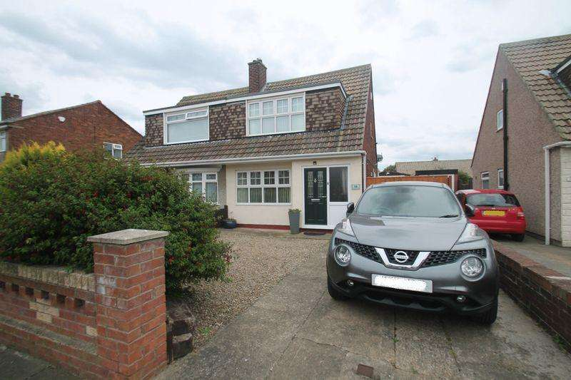 3 Bedrooms Semi Detached House for sale in Stokesley Road, Seaton Carew