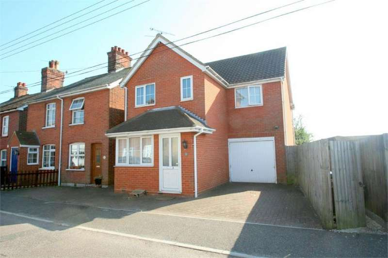 3 Bedrooms Detached House for sale in St Marys Road, Braintree