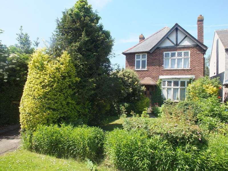 3 Bedrooms Detached House for sale in Spalding Road, Pinchbeck