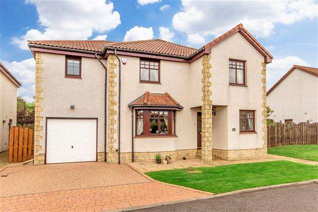 5 Bedrooms Detached House for sale in Ballencrieff Mill, Bathgate, Bathgate