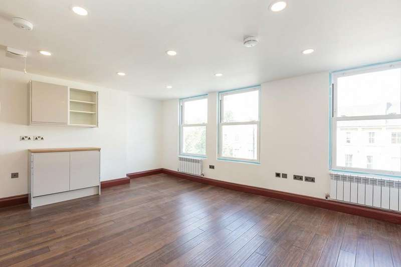 2 Bedrooms Apartment Flat for sale in Trafalgar Avenue, Peckham, London