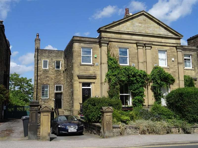 5 Bedrooms Semi Detached House for sale in New North Road, Huddersfield