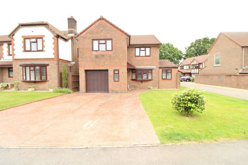 4 Bedrooms Detached House for sale in Bala Drive, Rogerstone, Newport, NP10