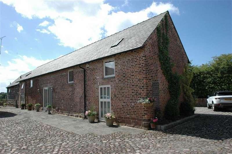 5 Bedrooms Detached House for sale in Holly Bank Farm, Chapel Lane, Ledsham Village