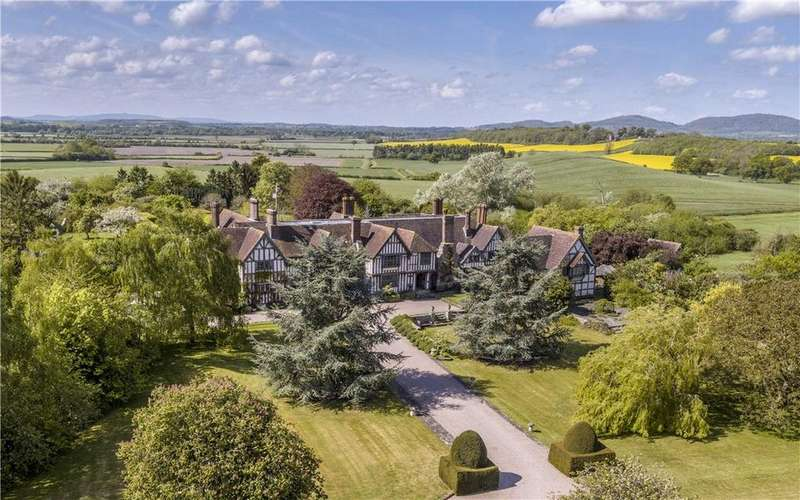 8 Bedrooms Farm House Character Property for sale in Longdon Heath, Upton-upon-Severn, Worcester, Worcestershire, WR8